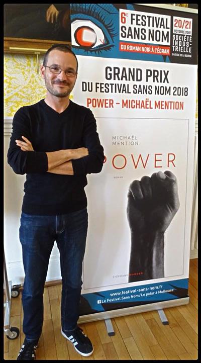 Grand prix littéraire FSN 2018 - Mickaël Mention